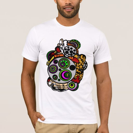 Full hands t shirt zazzle for Full hand t shirts for womens