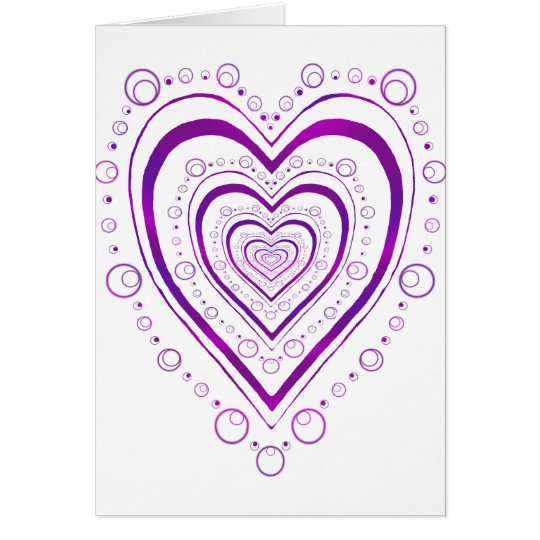 Full Heart Card