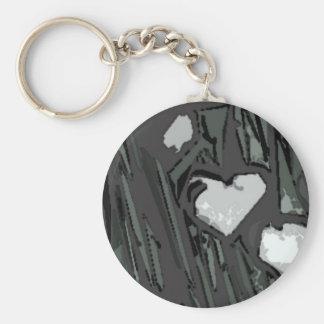 Full Hearts Keychain