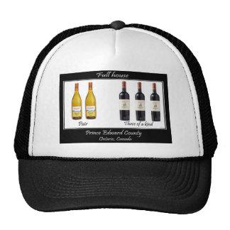 Full House Mesh Hat