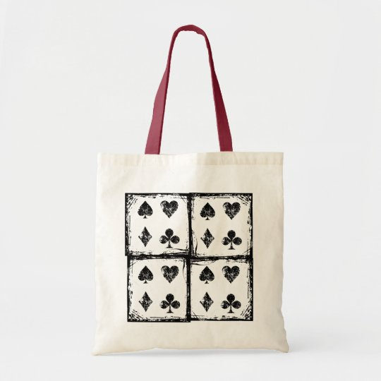 Full House Tote Bag