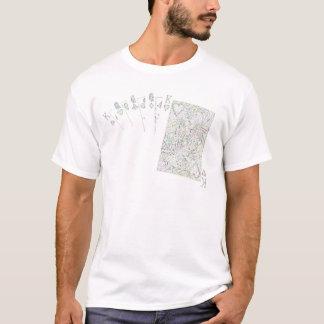 full house white tie design T-Shirt