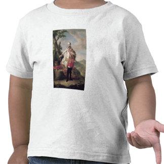 Full length portrait of Joseph II Tshirts