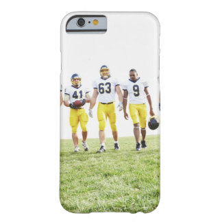 Full length portrait of rugby team barely there iPhone 6 case