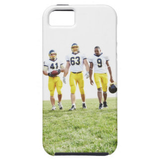 Full length portrait of rugby team iPhone SE/5/5s case