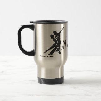 Full Logo - Coal Travel Mug