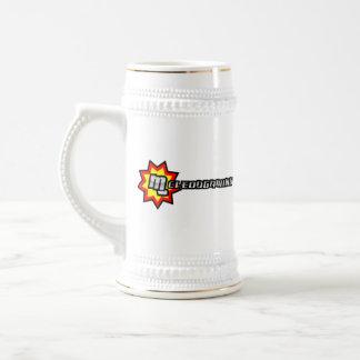 Full MG Logo Beer Stein