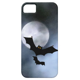 Full Moon and Bats iPhone 5 Casemate iPhone SE/5/5s Case