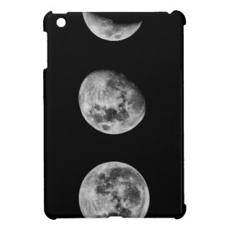 Full moon and crescent moon cover for the iPad mini