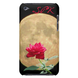 Full Moon and Full Bloom iPod Touch Cover
