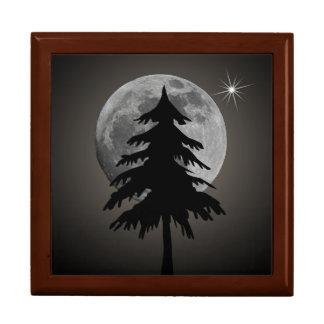FULL MOON AND TREE GIFT BOX