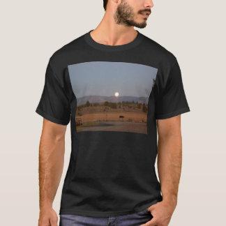 Full Moon at Twilight T-Shirt