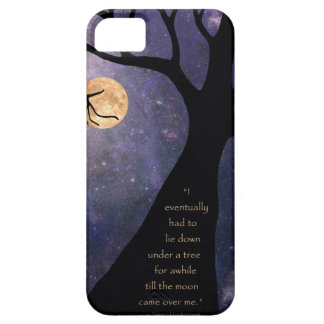 Full Moon Bare Trees iPhone 5 Cover