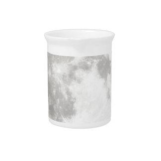 full moon beverage pitcher