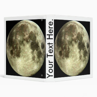 Full Moon Binder
