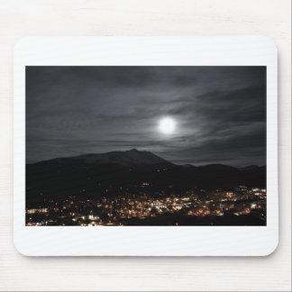 full moon breckenridge mouse pad