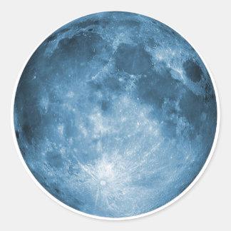 full-moon-calendar-14 pegatinas redondas