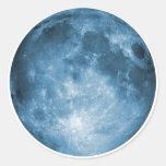 full-moon-calendar-14 pegatina redonda