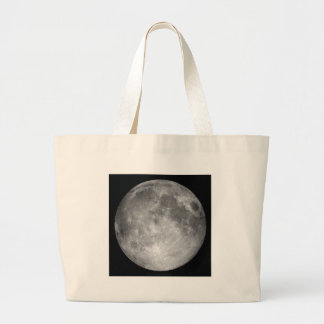 Full Moon Canvas Bags
