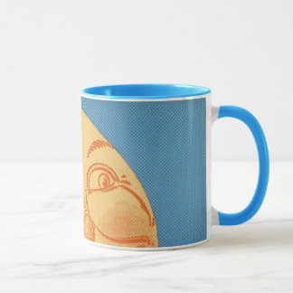 Full Moon Cartoon Mug