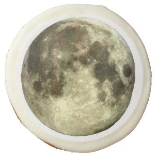 Full Moon Cookies. Sugar Cookie
