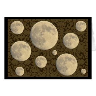 Full Moon Coordinating Items Card