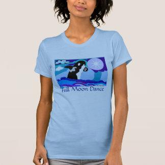 Full Moon Dance Orca T shirt