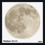 "Full Moon Decal<br><div class=""desc"">Full Moon,  picture taken in Missouri,  USA.</div>"