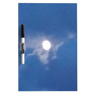 Full Moon Dry-Erase Board
