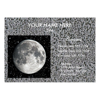 FULL MOON FEVER! BUSINESS CARD TEMPLATES