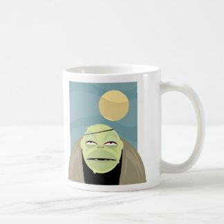 Full Moon Frankenstein Monster Mugs