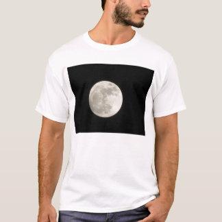 Full Moon-high detail-by KLM T-Shirt