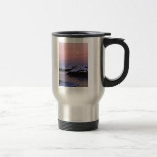 Full Moon High Tide Coffee Mug