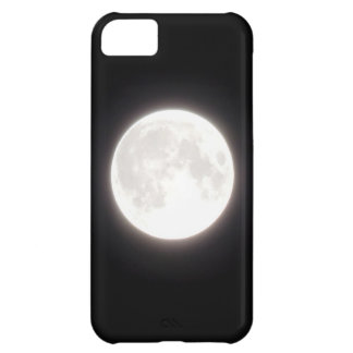 Full Moon in Winter iPhone 5C Covers