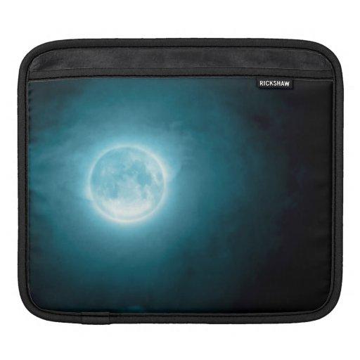 Full moon sleeve for iPads