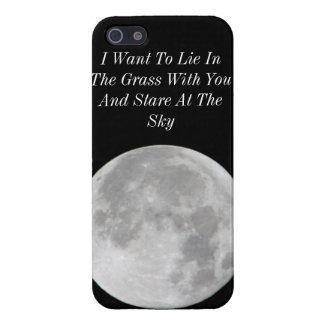 Full Moon IPhone Case iPhone 5 Case