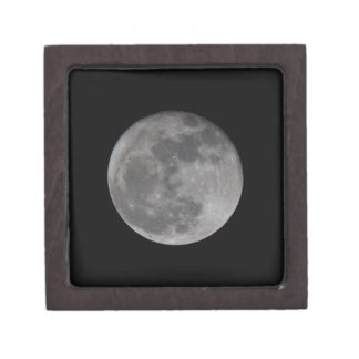 Full Moon Jewelry Box