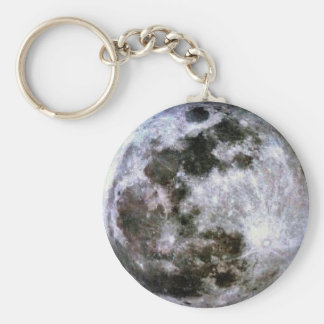 Full moon Keychain.