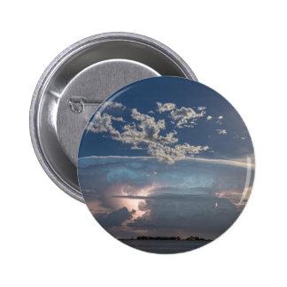 Full Moon Lake Storm.jpg Pinback Button