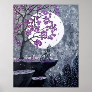 Full Moon Magic Poster