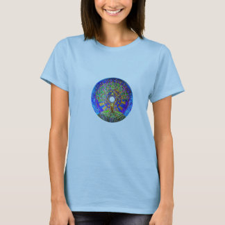 Full Moon Mandala T-Shirt