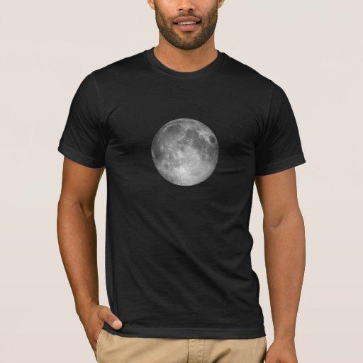 Full Moon Mens Shirt