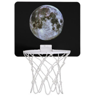 Full Moon Mini Basketball Hoops. Mini Basketball Backboards