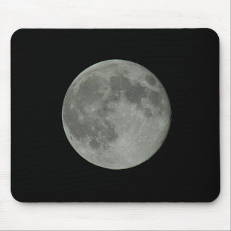 Full Moon Mousepad