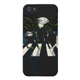 Full Moon on Abbey Road iPhone 4 Case