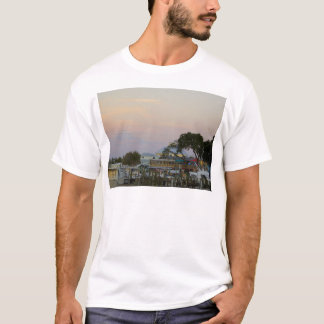 Full Moon Over Homosassa T-Shirt