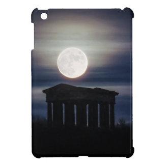 Full Moon over Penshaw Monument iPad Mini Case
