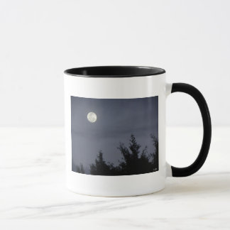 Full Moon Over Saipan Mug