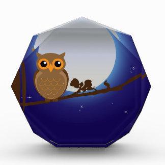 Full Moon Owl Award