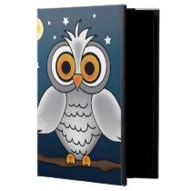 Full Moon Owl Case For iPad Air